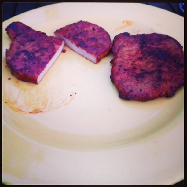 -steak-style aus dem-supermarkt in