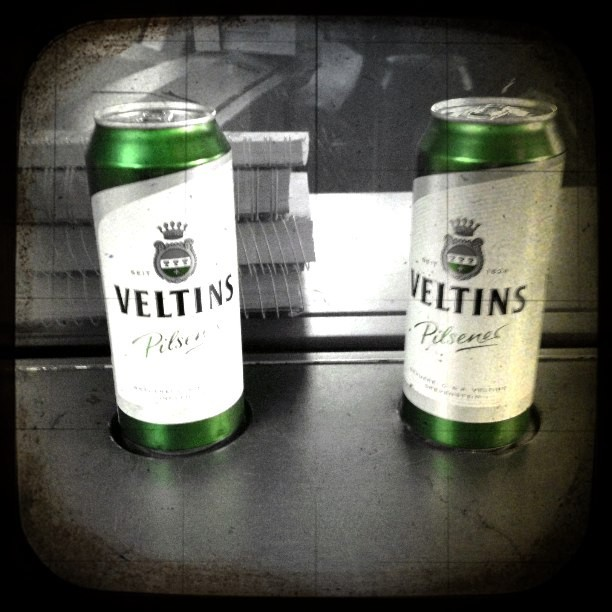Veltins Reiseproviant