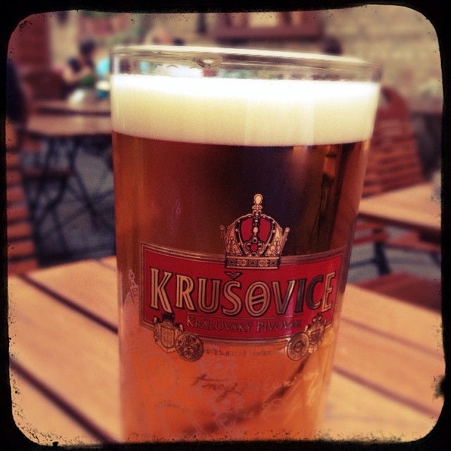 Krušovice Lageršovice