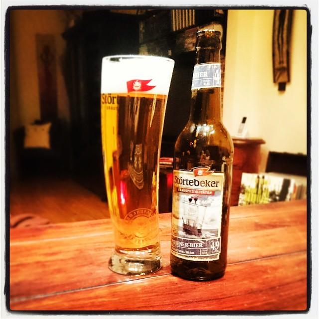 Störtebeker Pilsener-Bier 4,9% vol