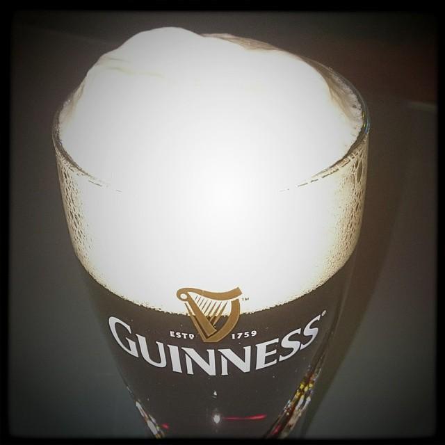 Slàinte! Oidhche mhath!  Tasteful good night drink