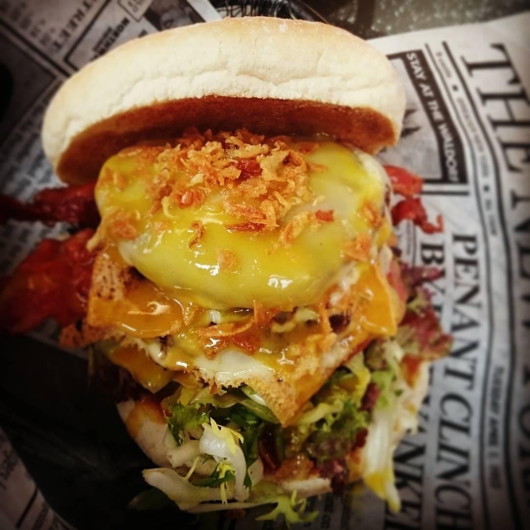 Angus Beef Burger von Lekker Krekker