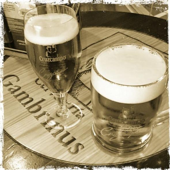 L'última cervesa a l'aeroport
