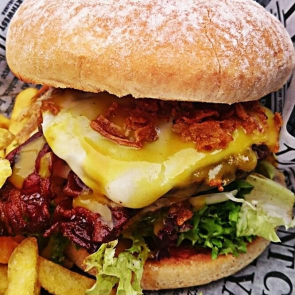 Lekker Spezial Burger