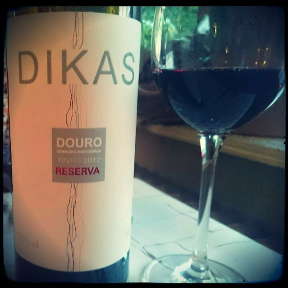 Dikas Douro wine from Portugal