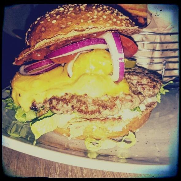Satchmo Burger