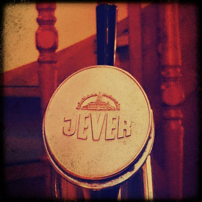 Jever Zapfhahn / Faucet by Jever Pilsener